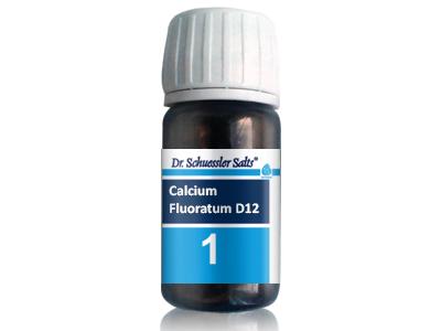 Шуслерова сол №1 100 мг. Bioherba, 230 бр. - Bioherba