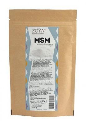 Метилсулфонилметан МСМ на прах Zoya, 250гр. - Zoya