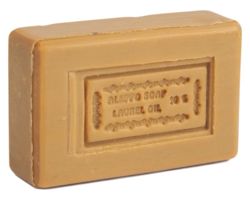 Сирийски сапун с лаврово масло 10% Janapp, 125гр. - Janapp