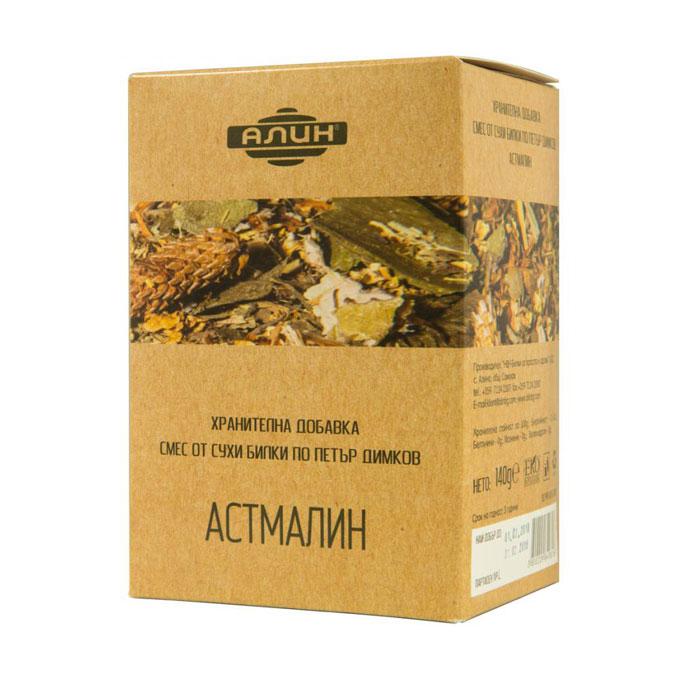 Астматалин  билки за астма Алин, 140гр. - Алин