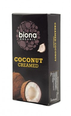 Кокосов крем Био Biona, 200гр. - Biona