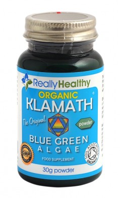 АФА Kламатско водорасло на прах ReallyHealthy, 30гр. - Really Healthy