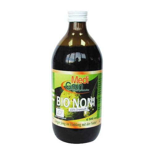 Сок от Нони Био Medi Grun, 500 мл. - Medi Grun