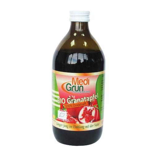 Сок от Нар Био Medi Grun, 500 мл. - Medi Grun