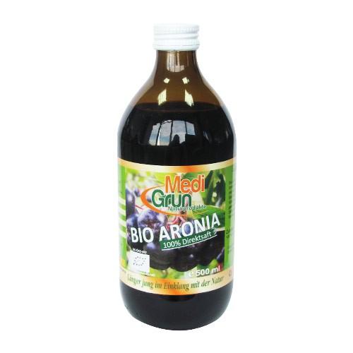Сок от Арония Medi Grun, 500 мл. - Medi Grun