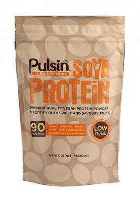Соев протеин Pulsin, 250гр. - Pulsin