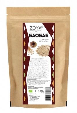 Баобаб на прах Био Zoya, 125гр. - Zoya