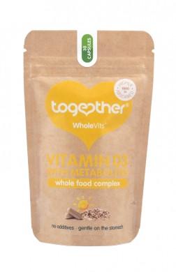 Витамин D с метаболити Together Health, 30бр. - Together Health