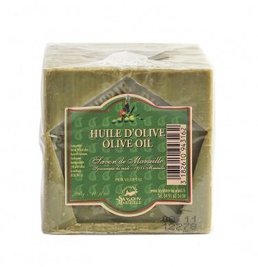 Марсилски сапун със зехтин Savon du Midi, 300гр. - Savon Du Midi