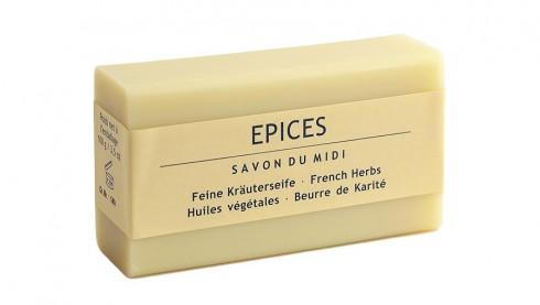 Сапун френски билки Savon Du Midi, 100гр. - Savon Du Midi