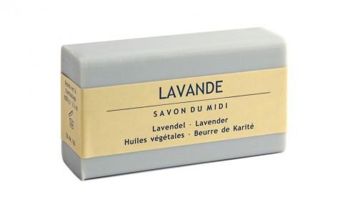 Сапун лавандула Savon Du Midi, 100гр. - Savon Du Midi