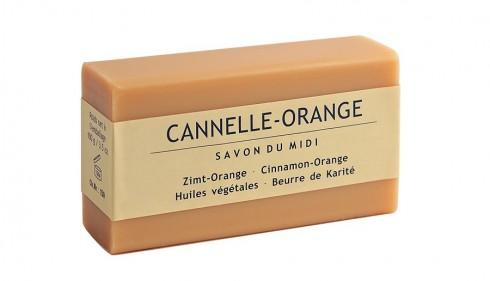Сапун канела и портокал Savon Du Midi, 100гр. - Savon Du Midi