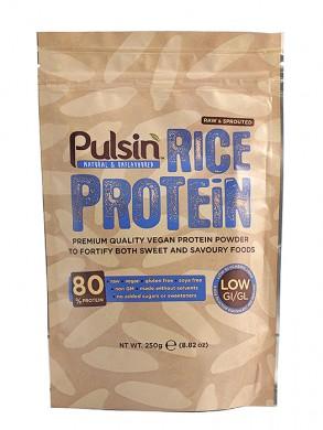 Оризов протеин Pulsin, 250гр. - Pulsin