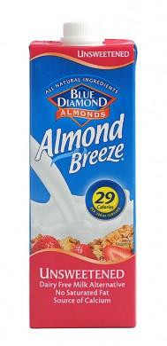 Бадемово мляко неподсладено Blue Diamond, 1л. -