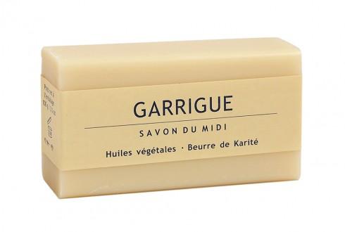 Мъжки сапун с карите Garrigue Savon Du Midi, 100гр. - Savon Du Midi