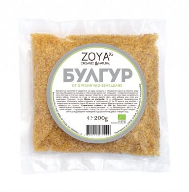 Булгур Био  Zoya, 200гр. - Zoya