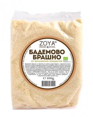Бадемово брашно Био  Zoya, 100гр. - Zoya
