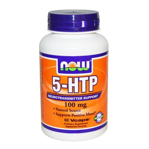 5-HTP 100 мг. Now, 60бр. - Now
