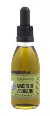 Масло от авокадо ZoyaGoesPretty, 50мл. - Zoya Goes Pretty