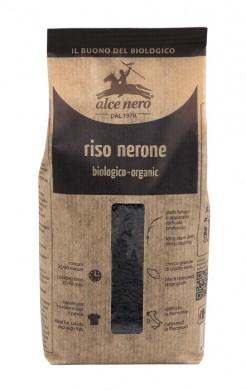 Черен ориз Нерон Био Alce Nero, 500гр. - Alce Nero