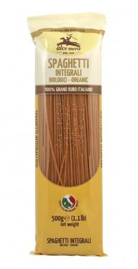 Пълнозърнести спагети от твърда пшеница Био Alce Nero, 500гр. - Alce Nero