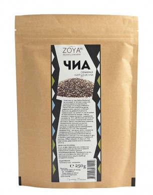 Чиа семена Zoya, 250 гр. - Zoya