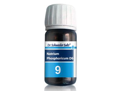 Шуслерова сол №9 100 мг. Bioherba, 230 бр. - Bioherba