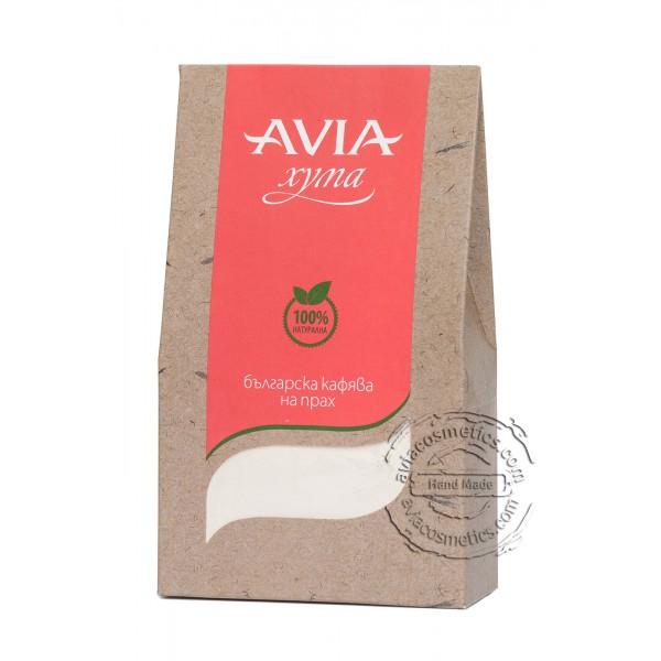 Кафява хума на прах Avia, 250гр. - Avia