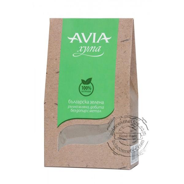 Зелена хума на прах Avia,  250гр. - Avia