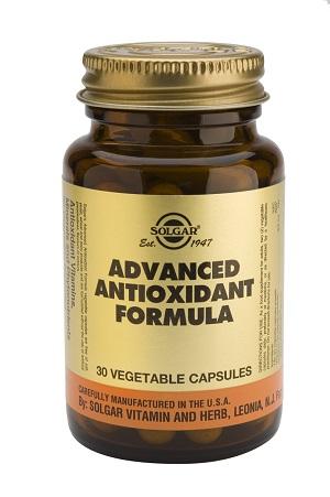 Напреднала антиоксидантна формула Solgar, 30 бр. - Solgar