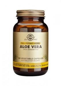 Aloe vera_100 veg. caps