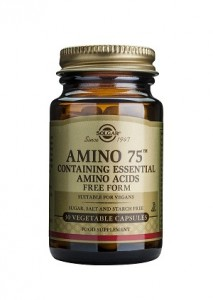 Amino 75_30 veg. caps