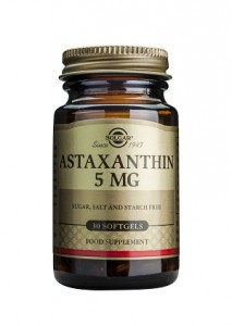 Astaxanthin_5mg_30 softgels