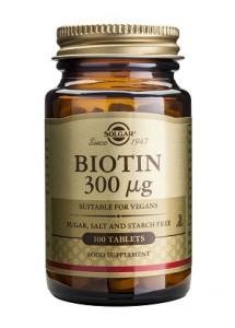 Biotin_300μg_100 tabs
