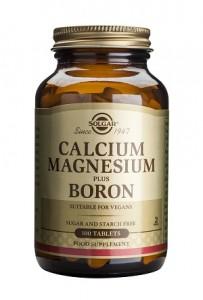 Calcium magnesium boron_100 tabs