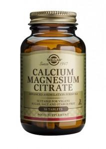 Calcium magnesium citrate_50_tabs