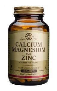 Calcium magnesium zinc_100 tabs