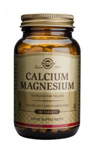 Calcium magnesium_100_tabs