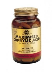 Caprylic acid_100 tabs
