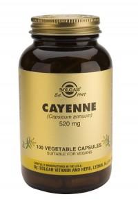 Cayenne_520mg_100 veg. caps