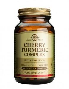 Cherry turmeric complex_60 veg. caps