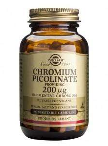 Chromium picolinate_200μg_90 veg. caps