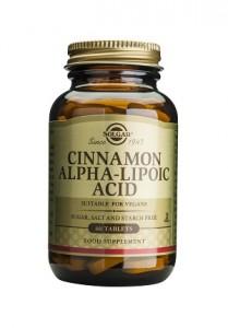 Cinnamon alpha lipoic acid_60 tabs