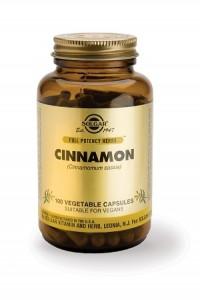 Cinnamon_100 veg. caps