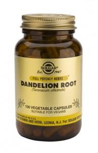 Dandelion_100 veg. caps