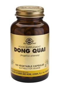 Dong quai_100 veg. caps