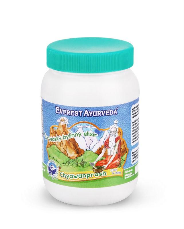 Аюрведичен билков еликсир Chyawanprash 300 гр. - Everest ayurveda