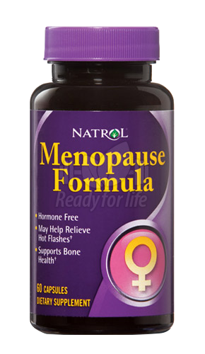 Формула за менопауза, Natrol, 60бр. - Natrol