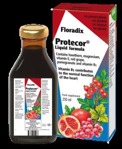 Floradix Защита за сърцето 250ml