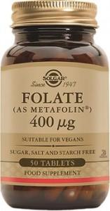 Folate_400μg_50 tabs